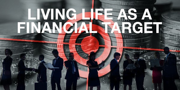 2017 Annual Review - Life as a Financial Target