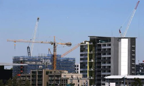 Apartment glut further complicates property market