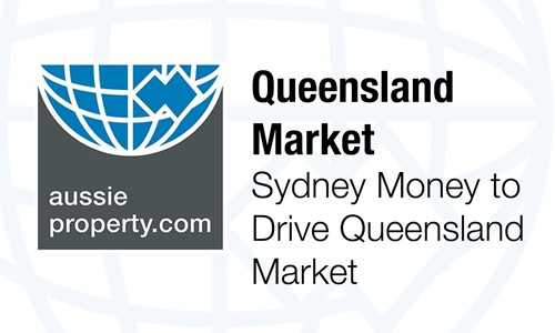 Sydney money flows to drive Queensland market
