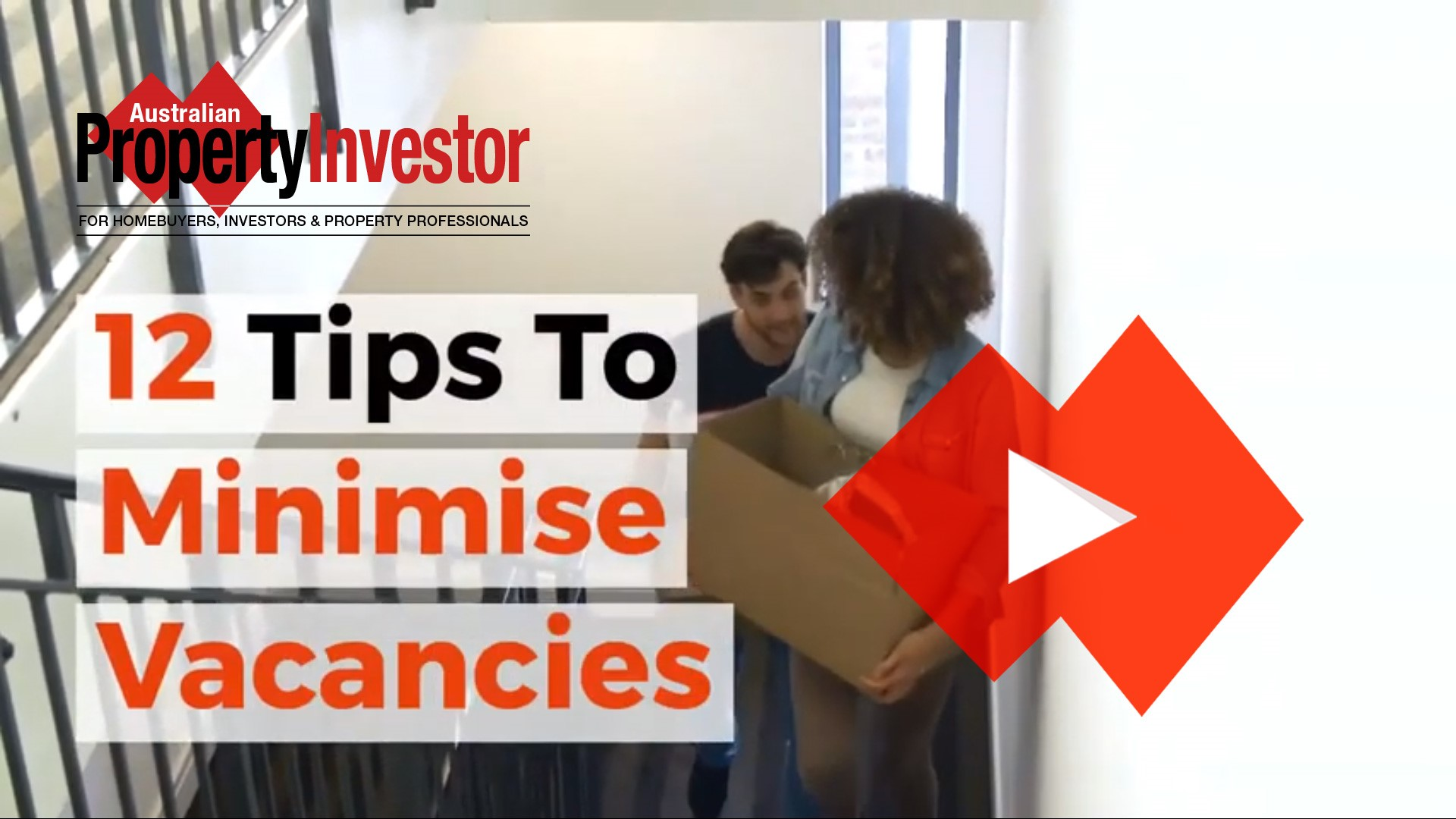 12 Tips To Minimise Vacancy
