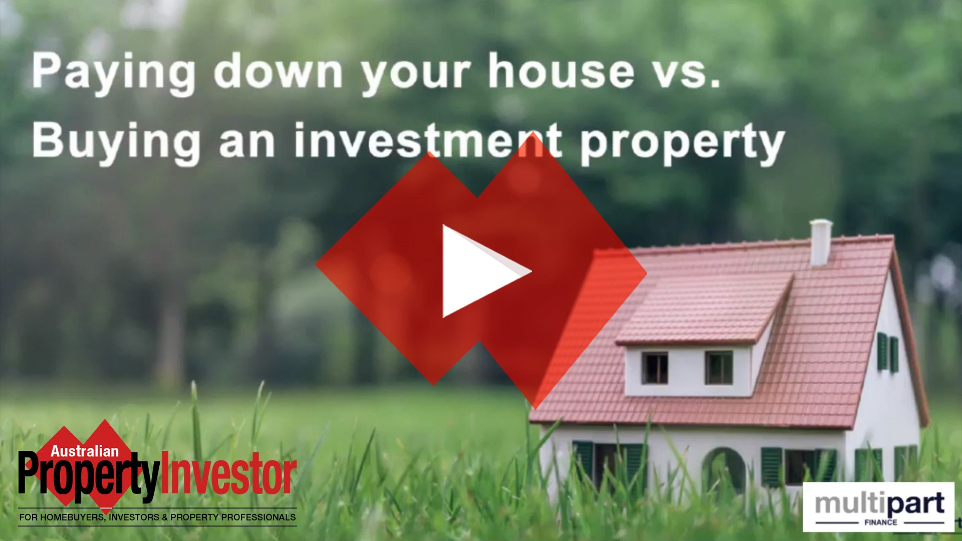 Pay Off Your Home Or Buy An Investment?