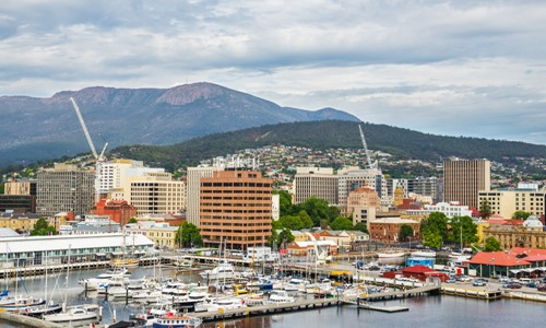 Supply shortages in Hobart as values soar