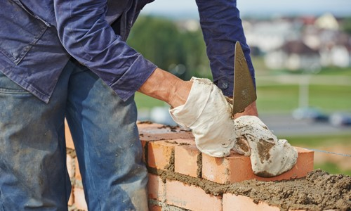 Bricks and mortar offer protection from crises volatility